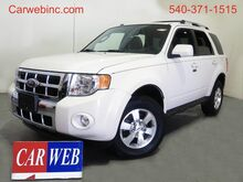 2012_Ford_Escape_Limited 4WD_ Fredricksburg VA