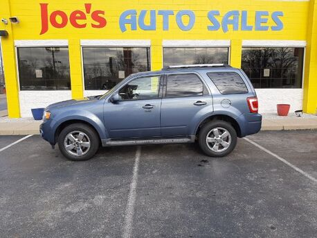 2012_Ford_Escape_Limited 4WD_ Indianapolis IN