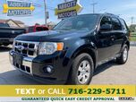 2012 Ford Escape Limited 4WD V6 Low Miles+