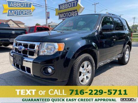 2012 Ford Escape Limited 4WD V6 Low Miles+ Buffalo NY