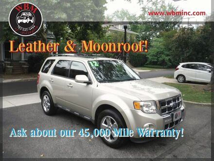 2012_Ford_Escape_Limited_ Arlington VA