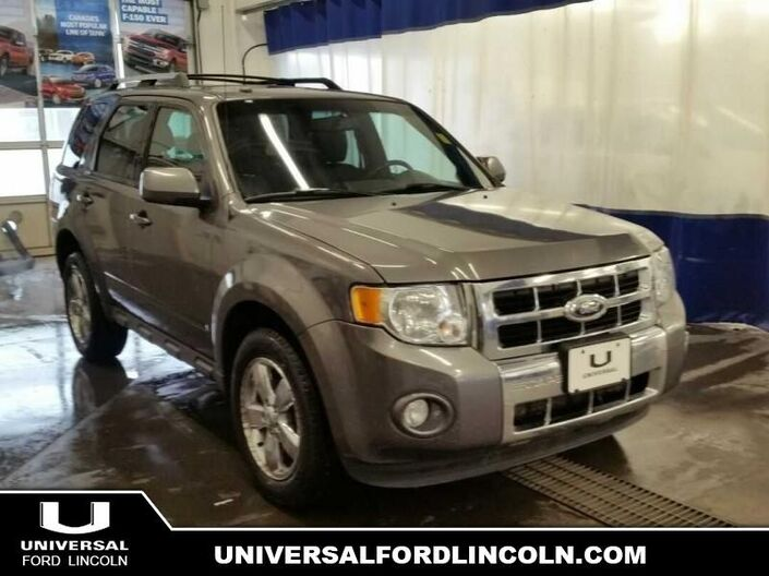 2012 Ford Escape Limited Calgary AB