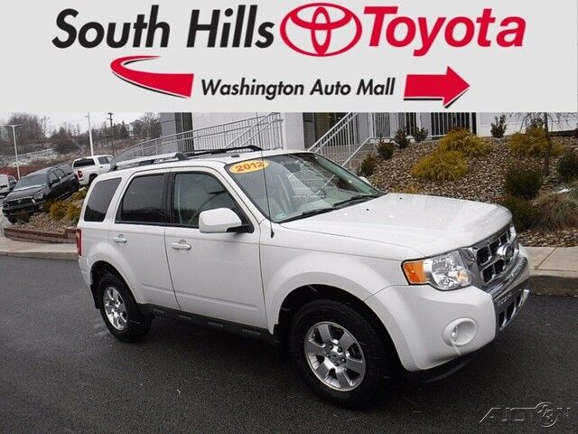 2012 Ford Escape Limited Canonsburg PA