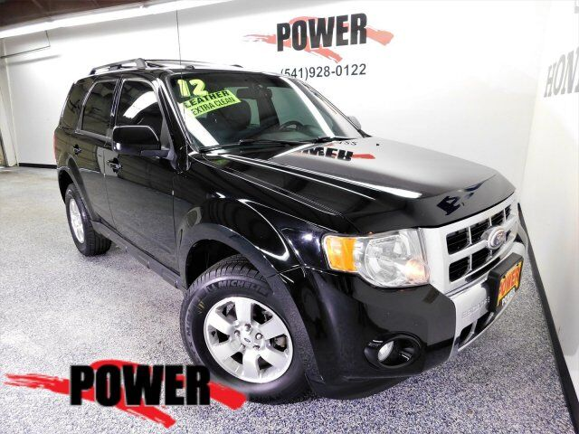 2012 Ford Escape Limited Corvallis OR