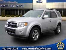 2012_Ford_Escape_Limited_ Chattanooga TN