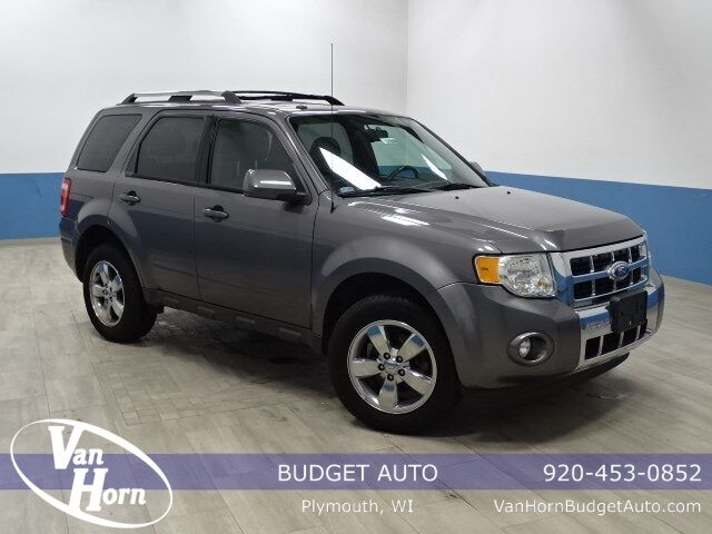 2012 Ford Escape Limited Plymouth WI