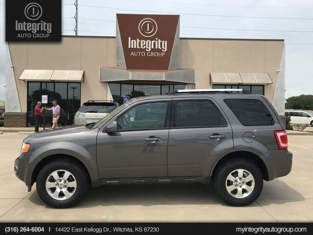 2012 Ford Escape Limited Wichita KS