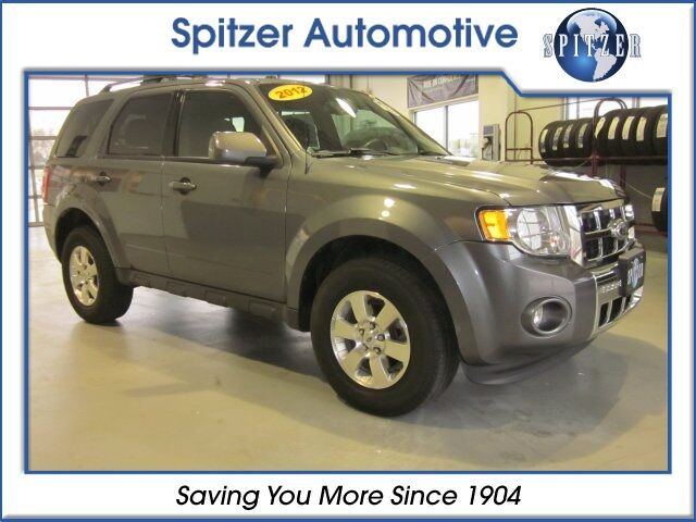 2012 Ford Escape Limited Sheffield OH