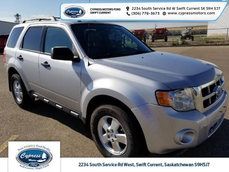 2012 Ford Escape XLT  - SiriusXM - $133 B/W Swift Current SK