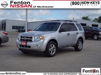 2012_Ford_Escape_XLT_ McAlester OK