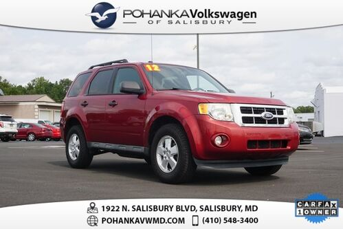 2012_Ford_Escape_XLT ** ONE OWNER ** GREAT BUY **_ Salisbury MD