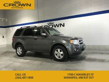 2012_Ford_Escape_XLT 4WD ** Hitch ** No Accidents** Bluetooth**_ Winnipeg MB