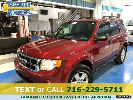 2012 Ford Escape XLT 4WD 1-Owner Low Miles Buffalo NY
