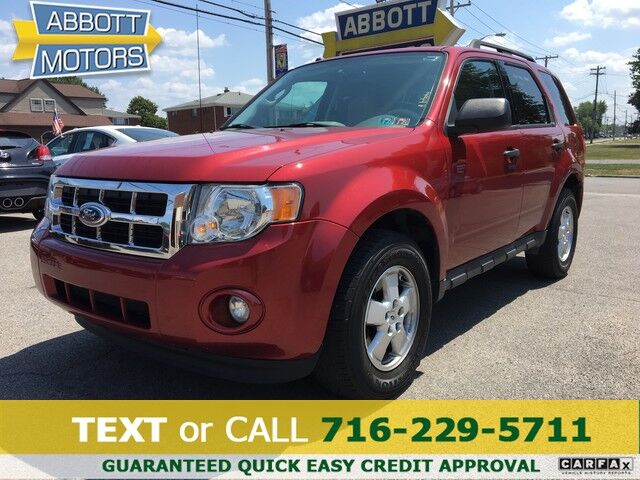 2012 Ford Escape XLT 4WD Buffalo NY