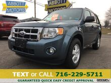 2012_Ford_Escape_XLT 4WD w/Heated Leather_ Buffalo NY