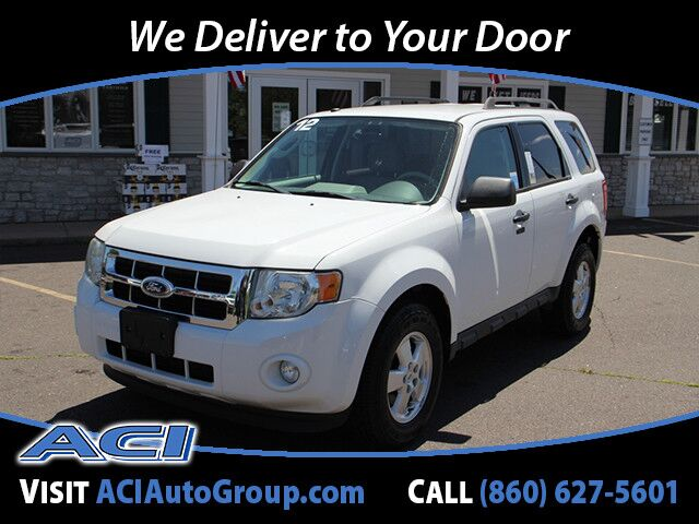 2012 Ford Escape XLT East Windsor CT