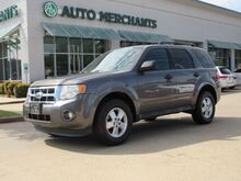 2012_Ford_Escape_XLT FWD, SUNROOF, SAT RADIO, AUX INPUT, CLOTH SEATS, CD PLAYER,  CRUISE CONTROL_ Plano TX
