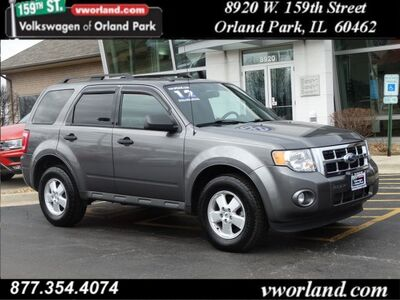 2012_Ford_Escape_XLT_ Orland Park IL