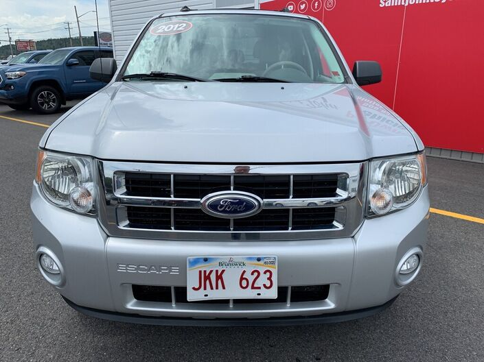 2012 Ford Escape XLT Saint John NB