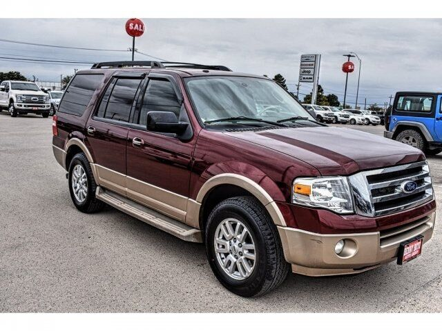 2012 Ford Expedition Andrews TX