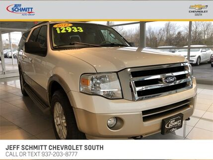 2012_Ford_Expedition EL__ Dayton area OH