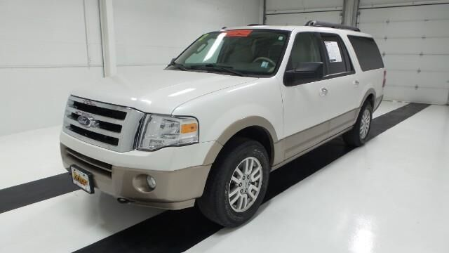 2012 Ford Expedition EL 4WD 4dr XLT Topeka KS