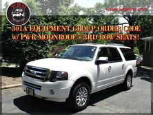 Ford Expedition EL 4WD Limited 2012