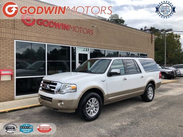 2012 Ford Expedition EL King Ranch Columbia SC