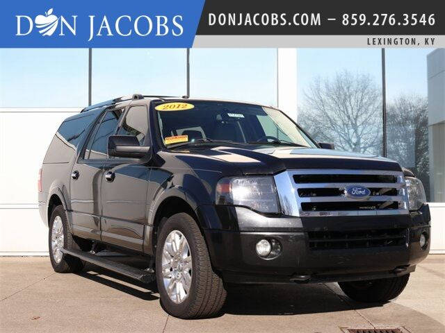 2012 Ford Expedition EL Limited Lexington KY