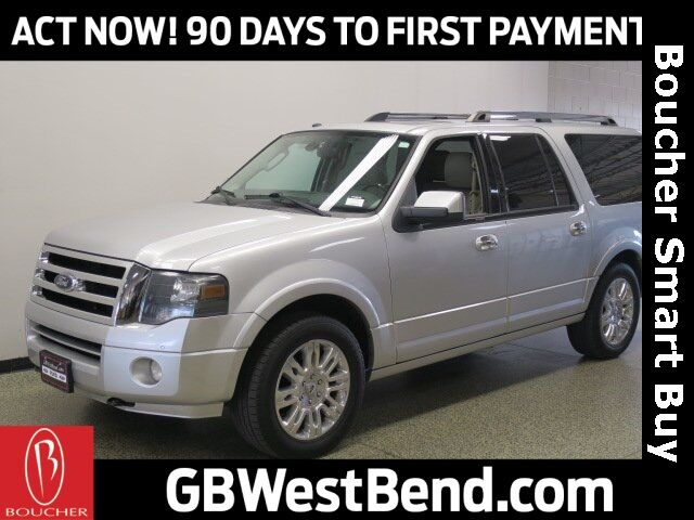 2012 Ford Expedition EL Limited West Bend WI