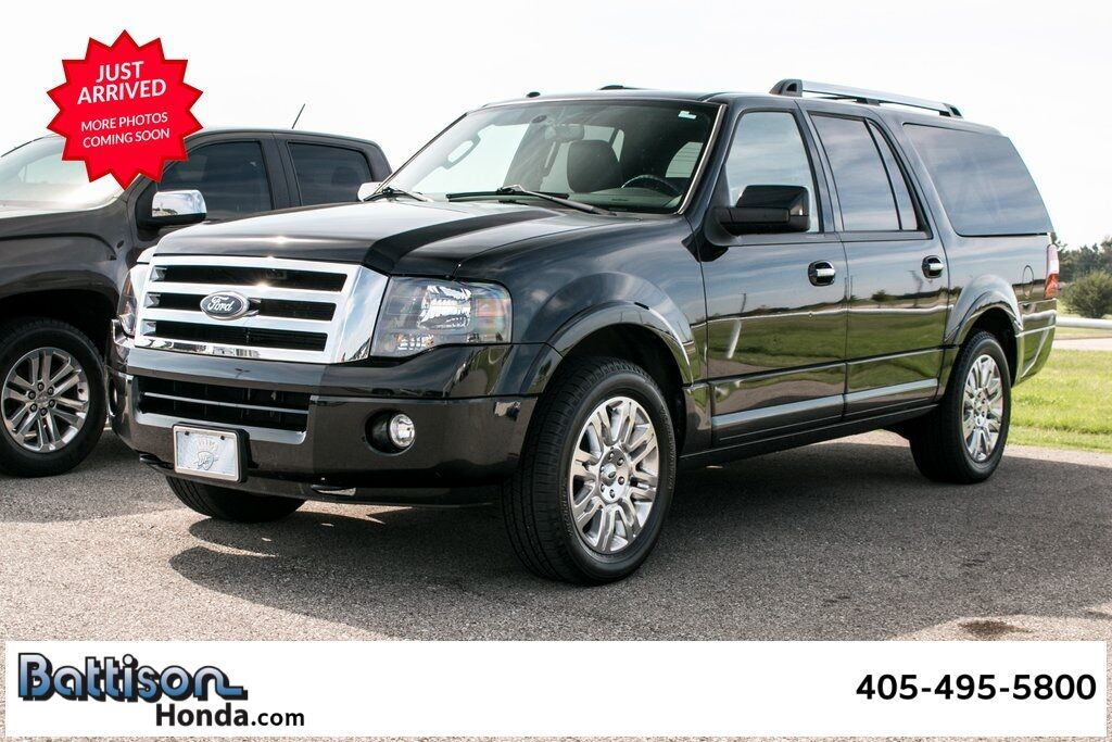 2012_Ford_Expedition EL_Limited_ Oklahoma City OK