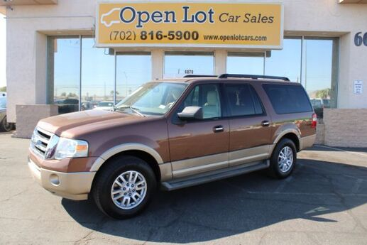 2012 Ford Expedition EL XLT 2WD Las Vegas NV