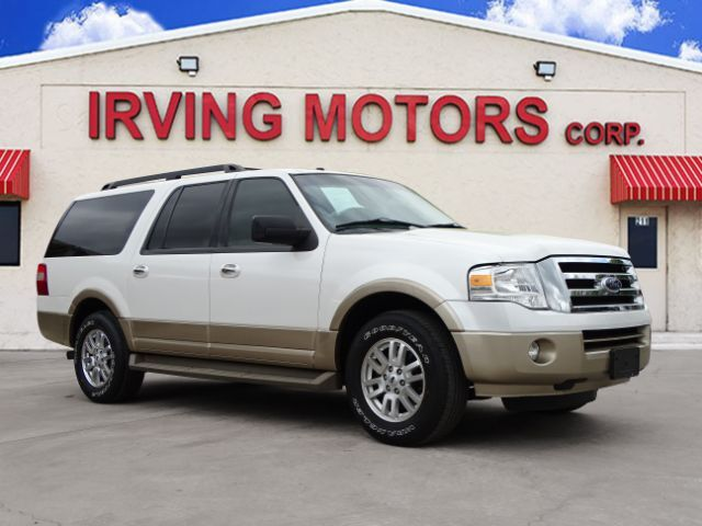 2012_Ford_Expedition_EL XLT 2WD_ San Antonio TX