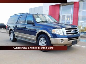 2012_Ford_Expedition EL_XLT_ Oklahoma City OK