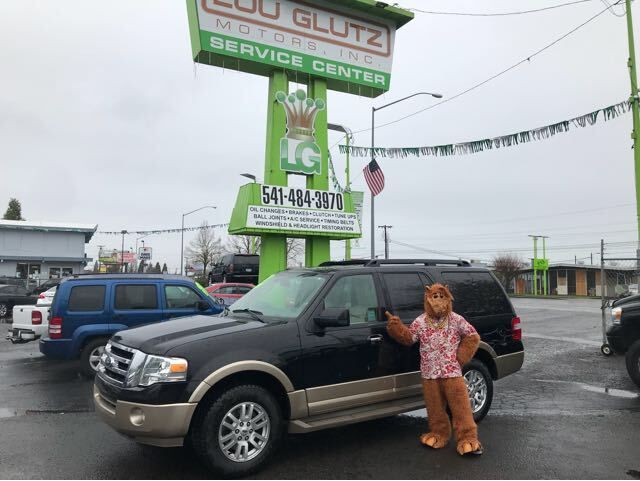 2012 Ford Expedition King Ranch 2WD Eugene OR