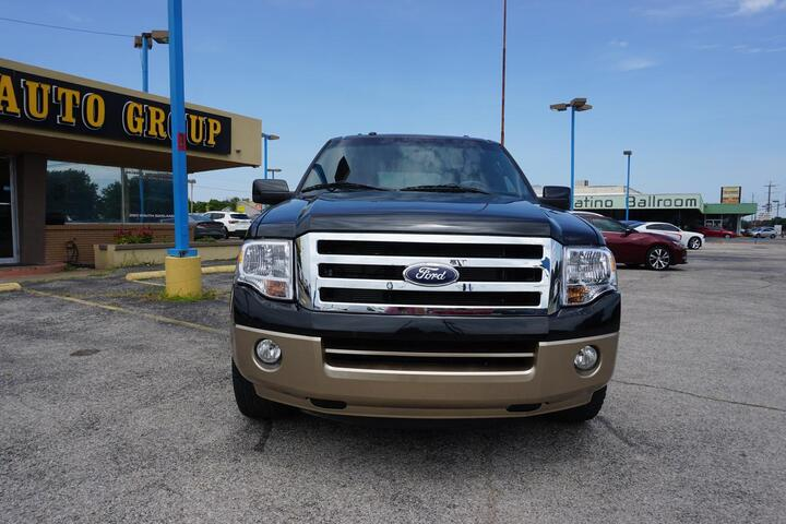 2012 Ford Expedition King Ranch Dallas TX