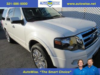 2012_Ford_Expedition LIMITED W/DUAL DVD NA_Limited_ Melbourne FL