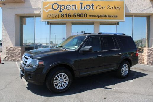 2012 Ford Expedition Limited 4WD Las Vegas NV