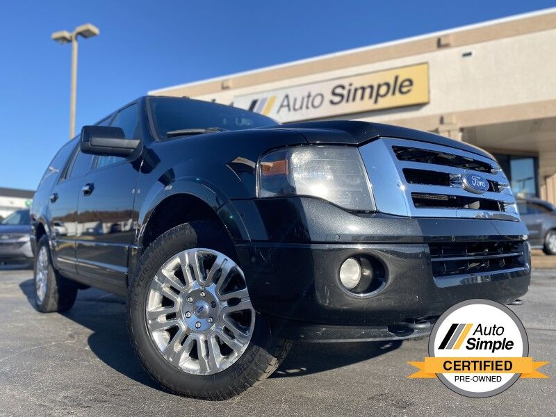 2012 Ford Expedition Limited Dalton GA