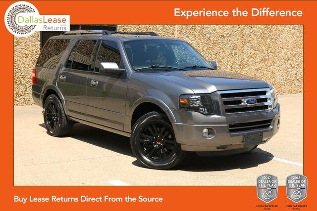 2012 Ford Expedition Limited Dallas TX