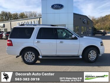 2012_Ford_Expedition_Limited_ Decorah IA