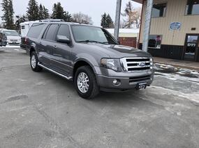 Ford Expedition Limited EL 2012