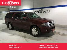 2012_Ford_Expedition Max_Limited 4WD / Local / BLOW OUT SALES_ Winnipeg MB