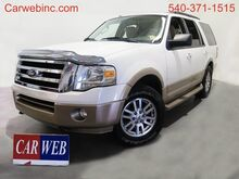 2012_Ford_Expedition_XLT 4WD_ Fredricksburg VA