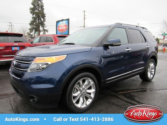 2012 Ford Explorer 4WD 4dr Limited Bend OR