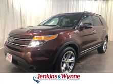 2012_Ford_Explorer_4WD 4dr Limited_ Clarksville TN