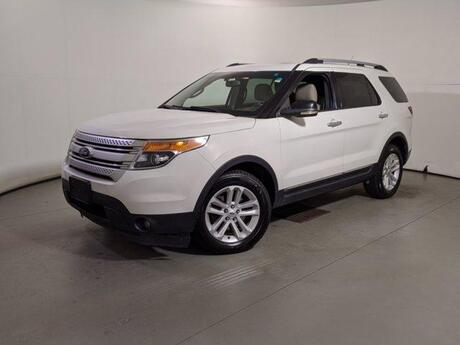 2012 Ford Explorer 4WD 4dr XLT Cary NC