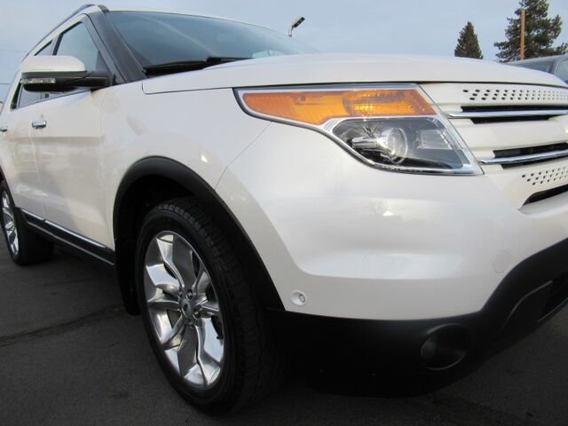 2012 Ford Explorer 4WD Limited Bend OR