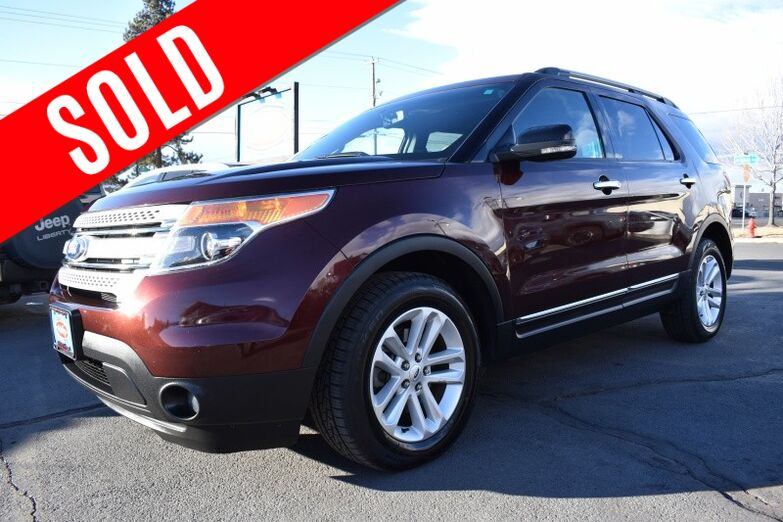 2012 Ford Explorer 4WD XLT Bend OR