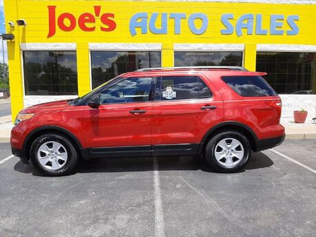 2012_Ford_Explorer_Base FWD_ Indianapolis IN
